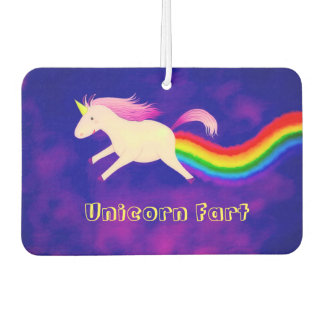 Happy Birthday Unicorn Farting Rainbows