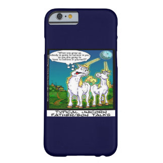 Funny Unicorn Father/Son iPhone 6 Case