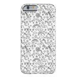Funny Unicorn iPhone 6 case iPhone 6 Case