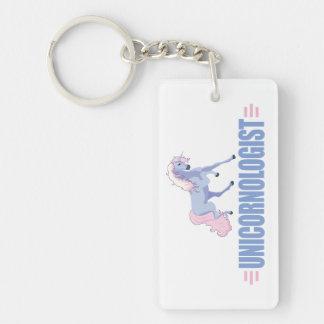 Funny Unicorn Keychain