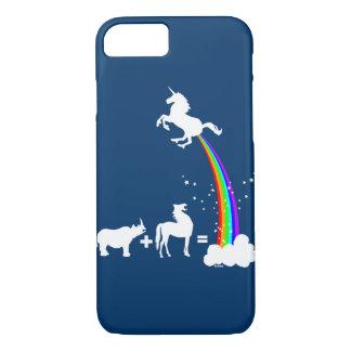 Funny unicorn origin iPhone 7 case