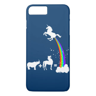 Funny unicorn origin iPhone 8 plus/7 plus case