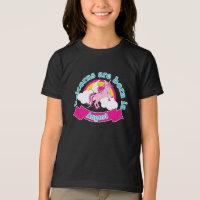 Funny Unicorn Shirt | August Birthday