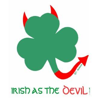 Funny Unique Ladies St. Patrick's Day Tee Shirt shirt