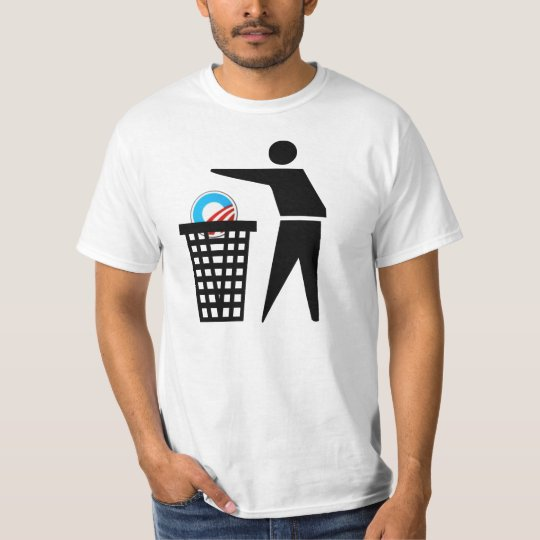 Funny US election 2012 T-Shirt