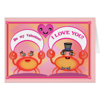 Funny Valentine Carb Greeting Card 3