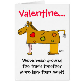 Funny Valentine Especially For Married Couples Cards