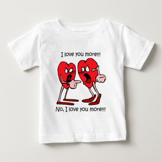 Funny Valentine's Day Baby T-Shirt