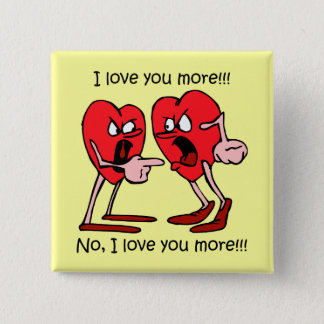 Funny Valentine's Day Button