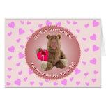 Funny Valentine's Day Card: Add-A-Head Shot™