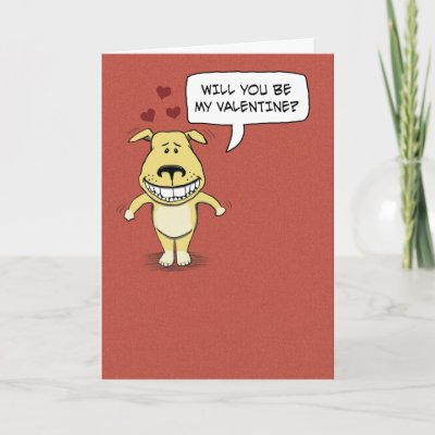 funny Valentine s Day card