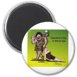 Funny Valentine's Day Comic Magnets
