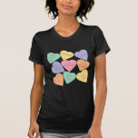 Funny Valentine's Day conversation hearts Tshirts