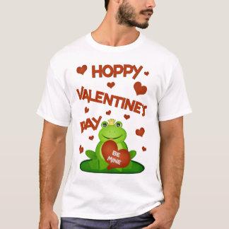 Funny Valentine's Day Frog PrinceT-Shirt T-Shirt