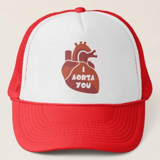 Funny Valentine's Day Gift Trucker Hat