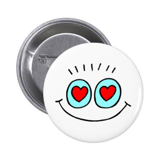 Funny Valentine's Day Heart Pin