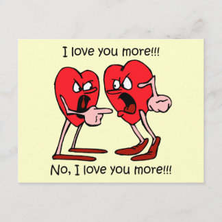 Funny Valentine's Day Holiday Card