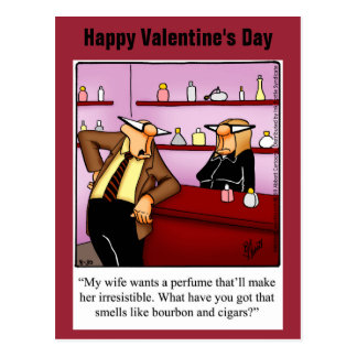 Valentine day humor