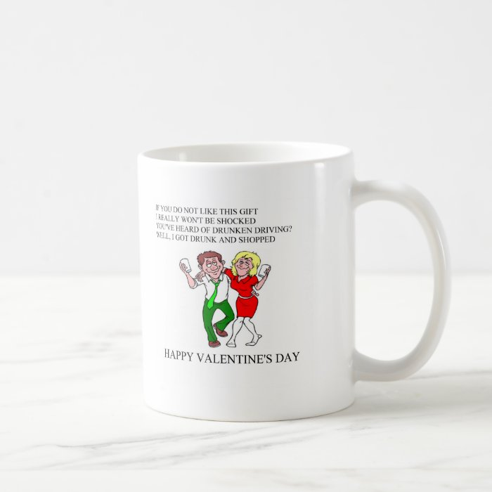 funny valentine's day poem coffee mugs
