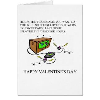 funny valentine's day poem greeting cards