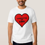 Funny Valentine's Day Shirts for Men, Gangster