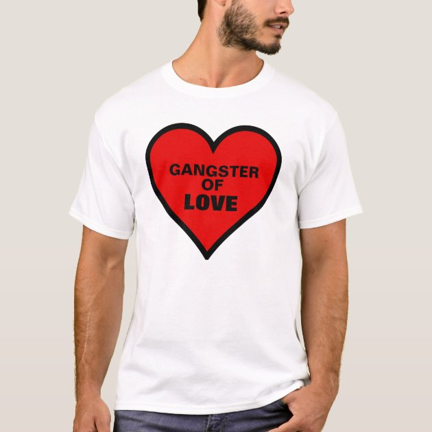 Funny Valentineu0026#39;s Day Shirts For Men, Gangster