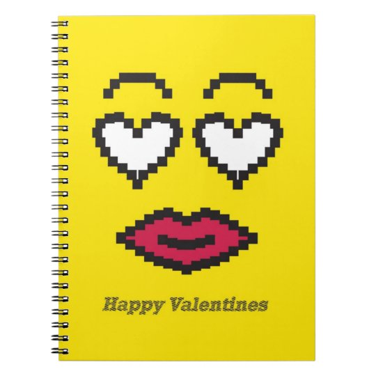 funny Valentines Notebook