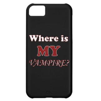 Funny Vampire Boyfriend Humor iPhone 5C Cover