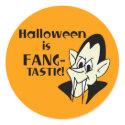 Funny Vampire Sticker sticker