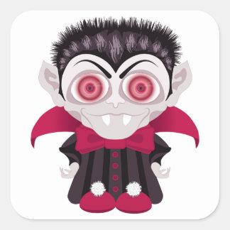 Funny Vampire Sticker