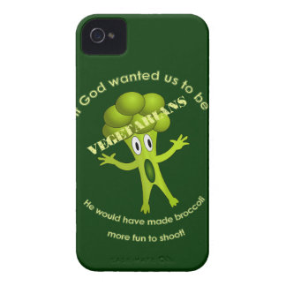 Funny Vegetarian Quote Blackberry Curve Case iPhone 4 Cover