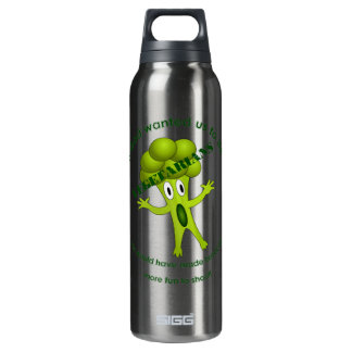Funny Vegetarian Quote SIGG Thermo 0.5L Insulated Bottle