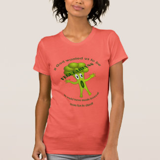 Funny Vegetarian Shirt