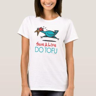 Funny Vegetarian, Vegan DO TOFU T-Shirt