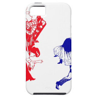 funny victorian marriage iPhone SE/5/5s case
