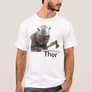 Funny Viking cat T-Shirt