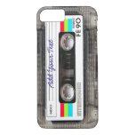Funny Vintage 80s Retro Music Cassette Tape iPhone 8/7 Case