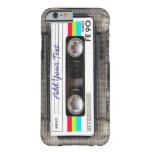 Funny Vintage 80s Retro Music Cassette Tape iPhone 6 Case