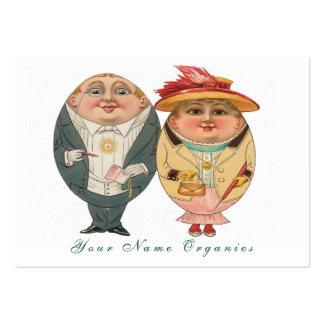 Funny Vintage Business Card - Organic Farming