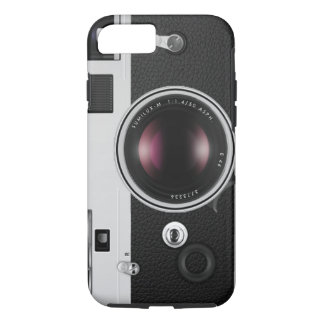 Funny Vintage Camera Cool Pattern iPhone 8/7 Case