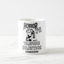Funny Vintage Horror Movie Coffee Mug