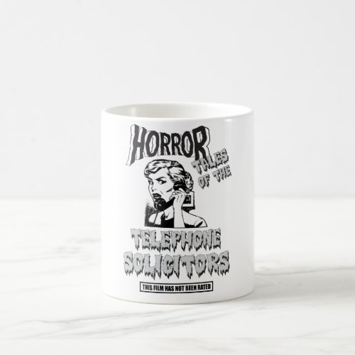 Funny Vintage Horror Movie