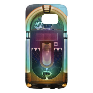 Funny Vintage Jukebox Samsung Galaxy S7 Case