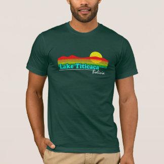 Funny Vintage Lake Titicaca T-Shirt