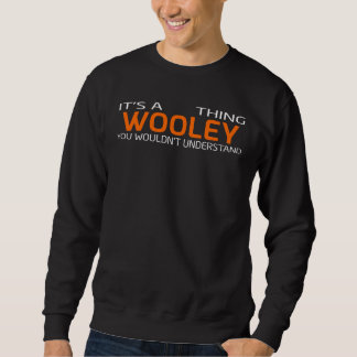 Funny Vintage Style T-Shirt for WOOLEY