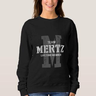 Funny Vintage Style TShirt for MERTZ