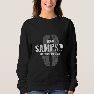 Funny Vintage Style TShirt for SAMPSON