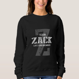 Funny Vintage Style TShirt for ZACK