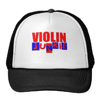 Funny Violin Trucker Hat