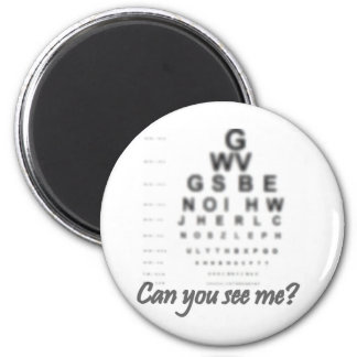 Funny vision products 2 inch round magnet